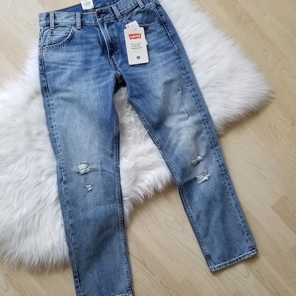 72645d5370d Levi's Jeans   Levis 505 C Cropped   Poshmark